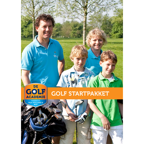 NGF GOLF STARTPAKKET 2012