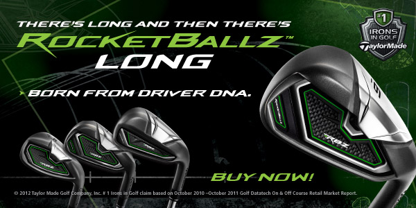 GOLFSET ROCKETBALLZ LONG TAYLOR MADE