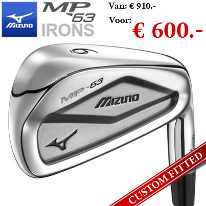 ACTIE MIZUNO MP 63 CUSTOM FITTED