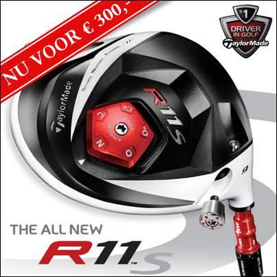 KORTING R11 GOLFDRIVER TAYLOR MADE